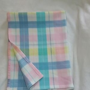 BABY BLANKET. SIZE OS